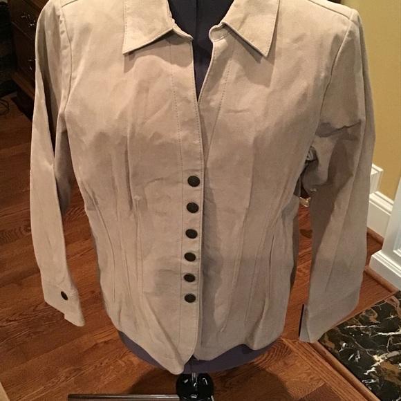 Stein mart Jackets & Coats | Steinmart Plus Size Suede Leather ...